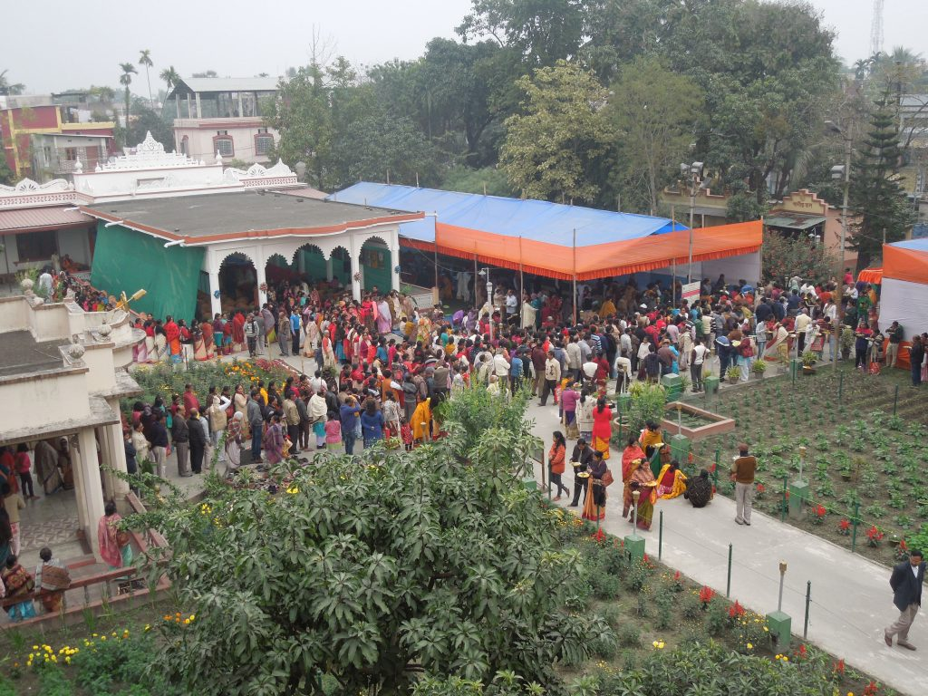 Gathering of Devotees
